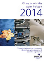 Who's Who in the Water Industry 2014