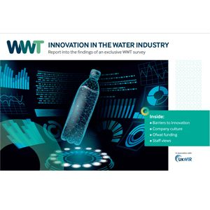 Innovation in the water industry