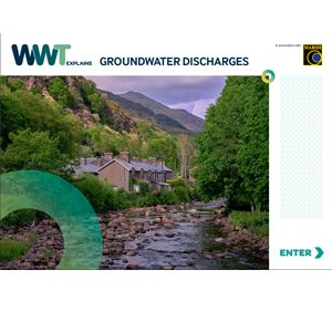 WWT Explains… groundwater discharges
