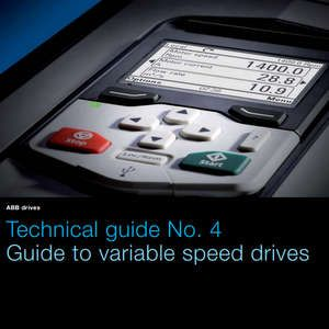 ABB guide to variable speed drives