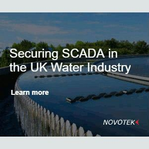 SCADA Security in the Water Industry