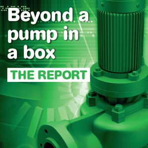 Beyond a pump in a box