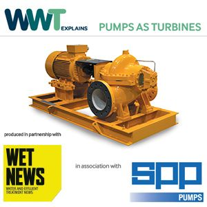 WWT Explains… Pumps as Turbines