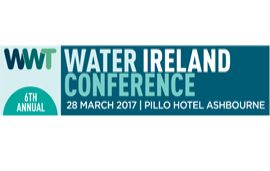 WWT Water Ireland conference