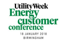 Utility Week Energy Customer Conference 2018