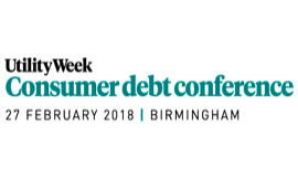 Utility Week Consumer Debt Conference
