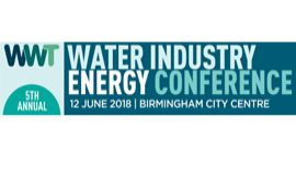 WWT Water Industry Energy Conference 2018