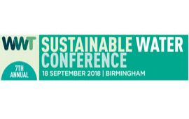 WWT Sustainable Water Conference