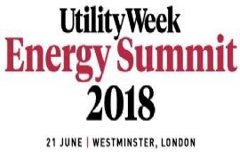 Utility Week Energy Summit 2018