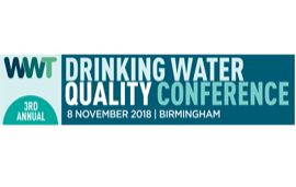 WWT Drinking Water Quality Conference 2018