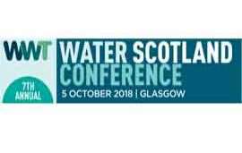 WWT Water Scotland Conference 2018