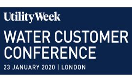 Utility Week Water Customer Conference