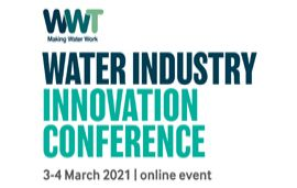 WWT Water Industry Innovation Conference