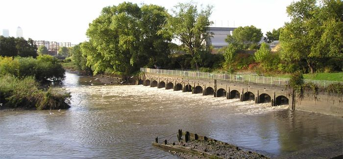 The eight2O alliance has worked on a vast number of Thames Water projects including Abbey Mills