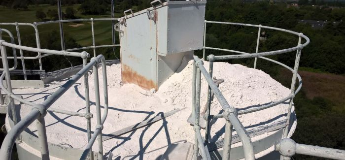 Over-pressurisation: A serious risk for lime storage silos - WWT