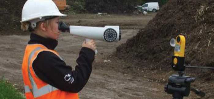 The Nasal Ranger provides a scientific method for ambient odour quantification