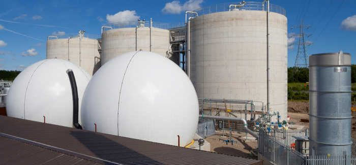 NW is leading the industry in utilising AAD and produces 50% more biogas than is possible using conventional anaerobic digestion