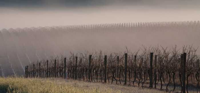 Yarra Valley was running out of water