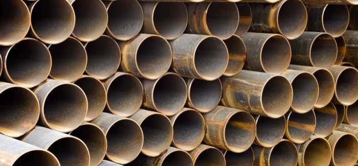 The common failure mechanism for small diameter pipes is corrosion