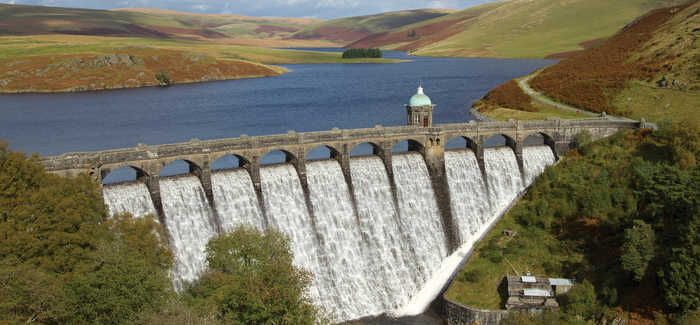 A more integrated approach to managing water resources, such as Craig Goch Reservoir in the Elan Valley, is being sought by the Welsh government