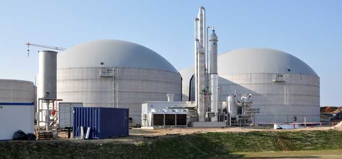 Biogas is increasingly used in energy resource recovery