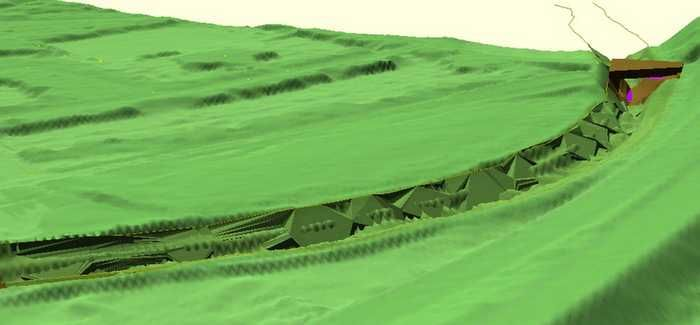 New software enables drainage, river systems and overland flow routes to be modelled simultaneously