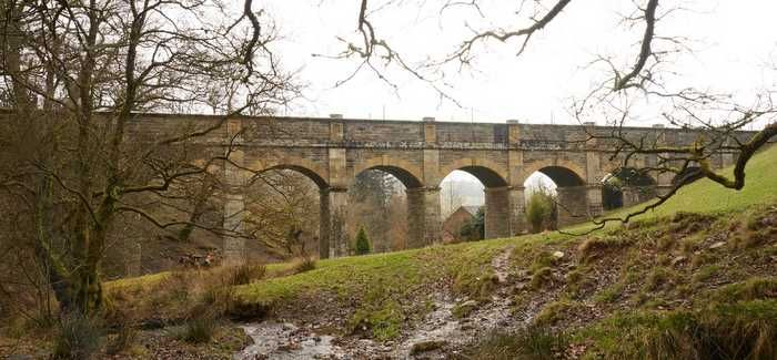 The Elan Valley Aqueduct, built in 1904, supplies most of Birmingham's water