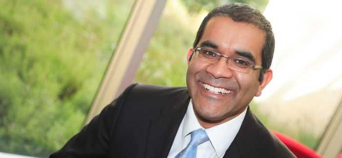 Mohammed Saddiq leads GENeco, which operates from Bristol Sewage Treatment Works