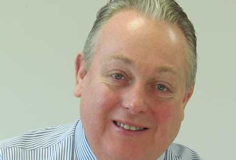 Bob Taylor, Managing Director, Bournemouth Water