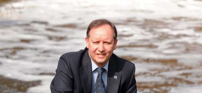 Alastair Moseley, chair of the Future Water Association's Innovation and Development Group
