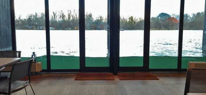 This sealed, flood-proof patio door is an example of PLP in action (Photo: Whitehouse)