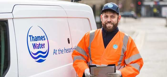 Luke Petts has personally installed 9,000 meters for Thames Water