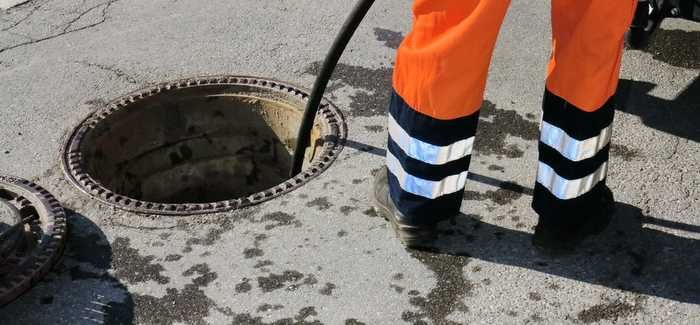 Getting to Grips with    sewer jetting - WWT