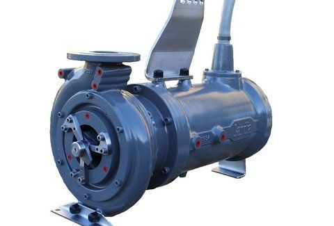 A chopper pump. The reliability of pumps and mixers is a central Totex consideration