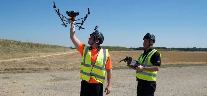 The Power of Drones for the Water Sector - WWT