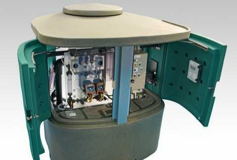 A DS1500 chemical dosing system