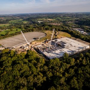 Reservoir renewal: Severn Trent's Ambergate project