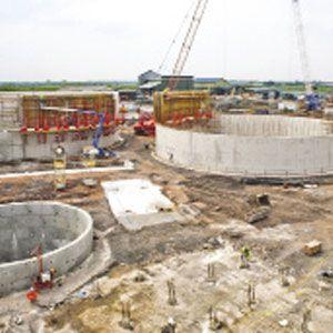 Weston-super-Mare overhauls sewage treatment
