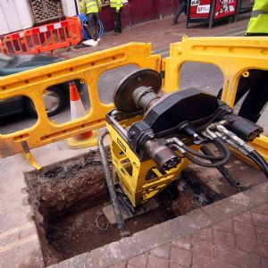 Making the case for  trenchless pipe pulling