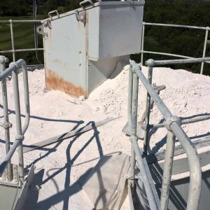 Over-pressurisation: A serious risk for lime storage silos