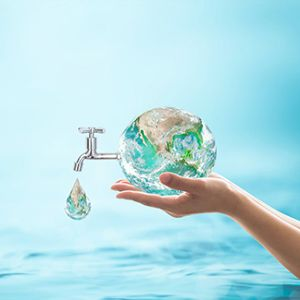 How the water sector is moving to be net zero