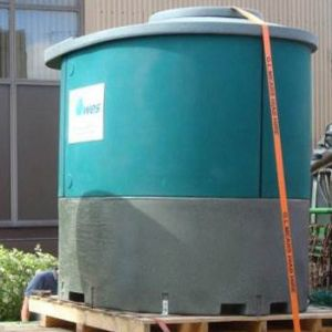 Wastewater treatment benefits from compact chemical dosing