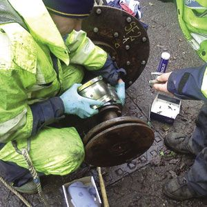 Works trials split bearings