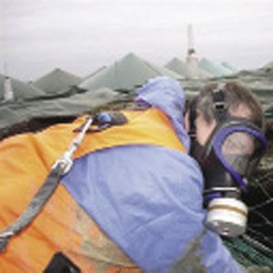 Safety warning on biogas