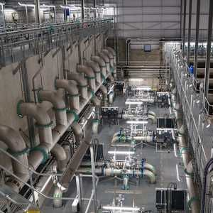Mitsubishi Electric controls £17M Llwyn Onn water treatment works