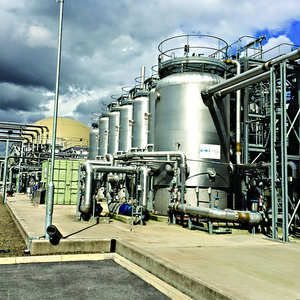 Davyhulme makes advances with thermal hydrolysis