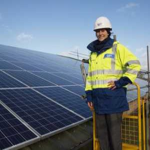 Project Focus: Wessex Water goes solar at Sutton Bingham WTW
