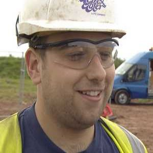 Front Line: Joe Charlton, Water Industry Apprentice, Wessex Water