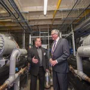 Project Focus: Sewage heat used as energy source in Galashiels