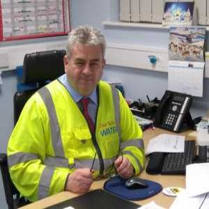 Front Line: Phil Jones, Network Manager, Dee Valley Water